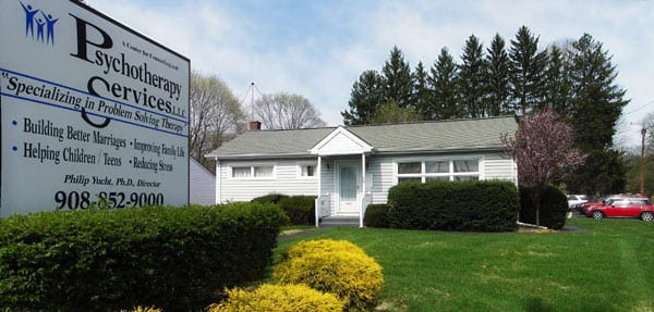 Therapy Services Building in Hackettstown, NJ