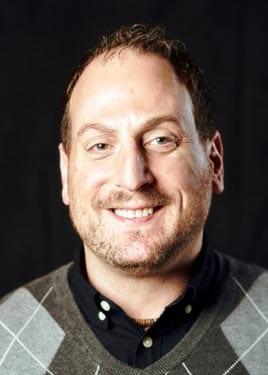Michael Calderon Headshot